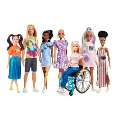 BarbieFashionistas